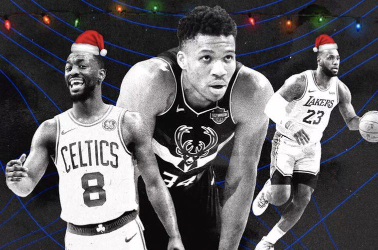 nba christmas day games