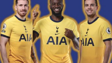 tottenham spurs midfielders