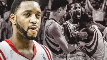 tracy mcgrady 35 seconds 13 points date