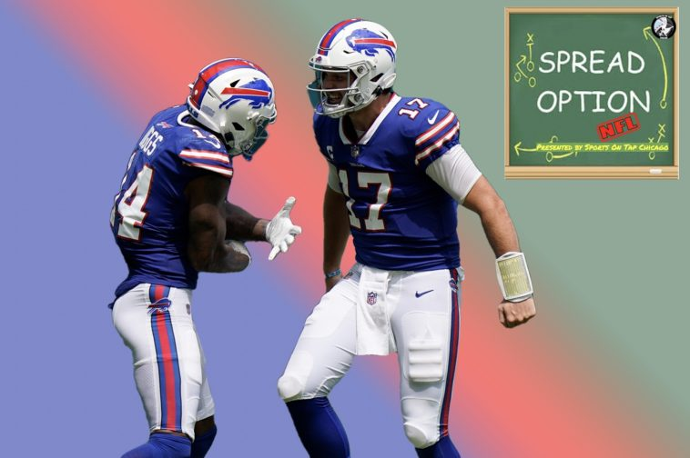 Spread Option NFL Conference Championships