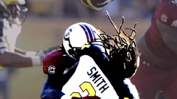 Jadeveon Clowney Michigan