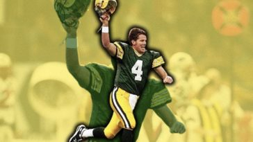 Brett Favre super bowl