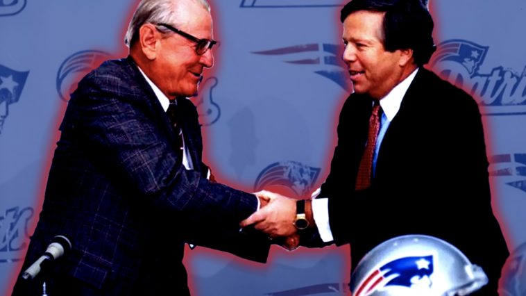 robert kraft buys patriots