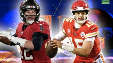 Spread Option NFL Super Bowl LV Betting