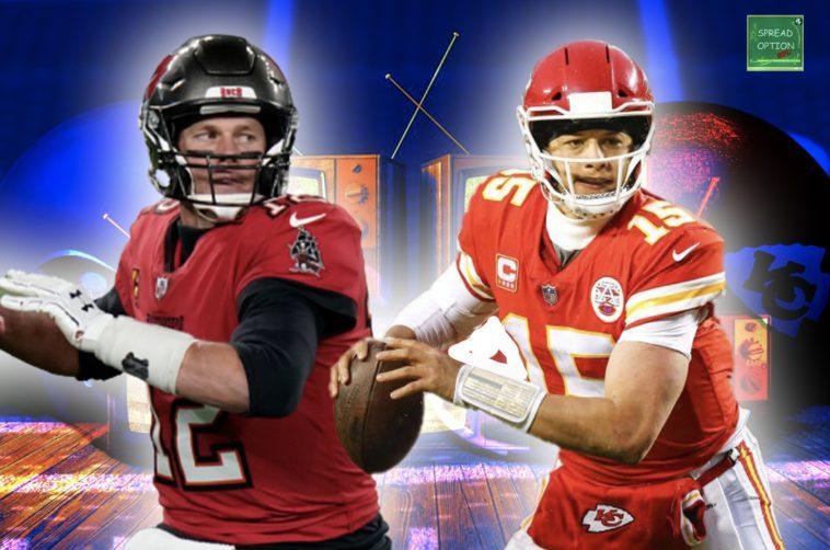 Spread Option NFL Super Bowl LV Betting