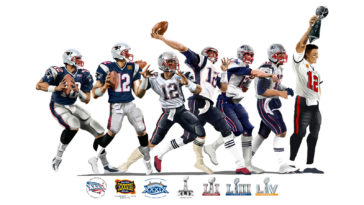 Tom Brady 7 Rings
