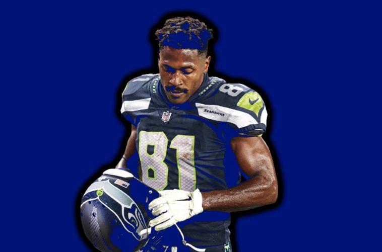 Antonio Brown Seahawks