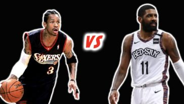 Kyrie Irving vs Allen Iverson