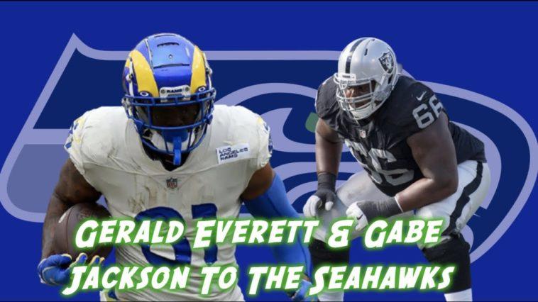 Seahawks Gerald Everett