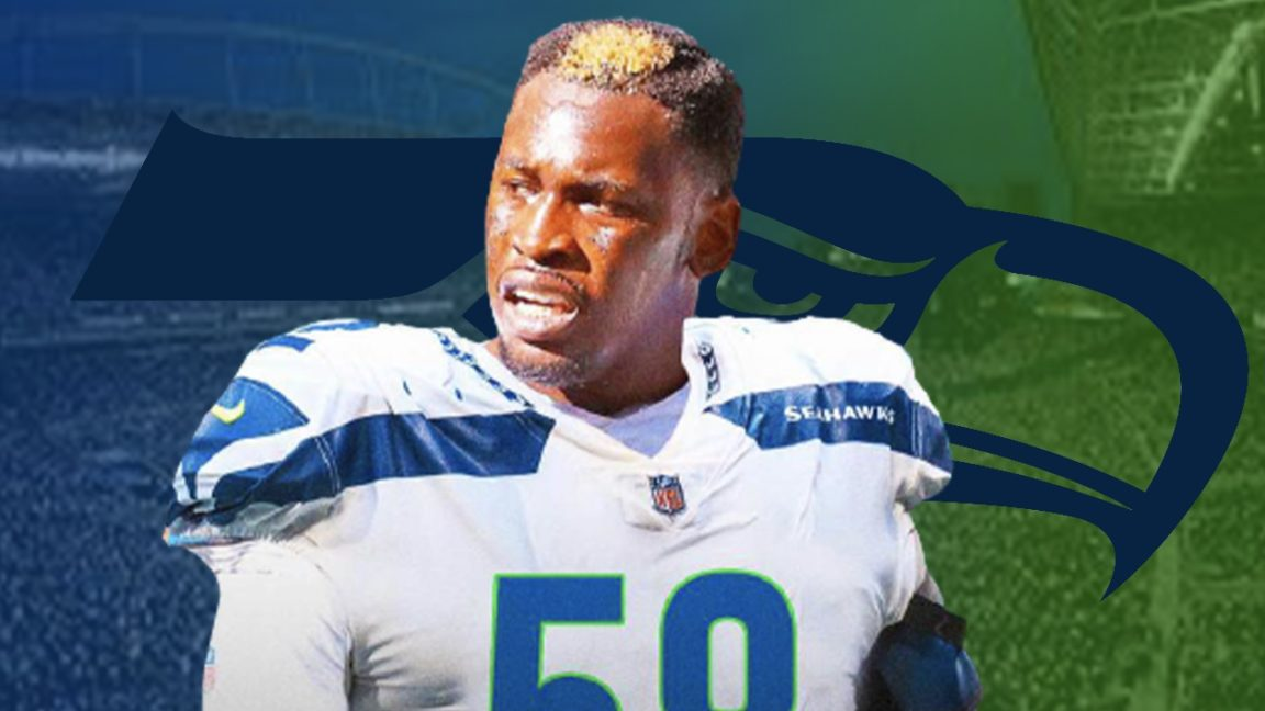 Aldon Smith Seahawks