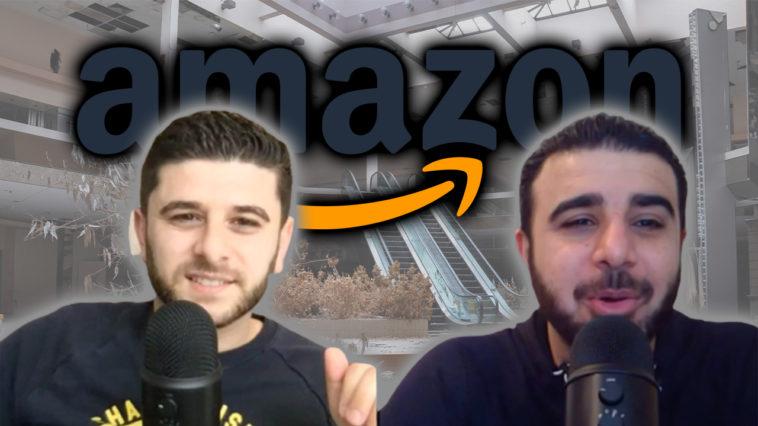 Amazon Take Away Malls