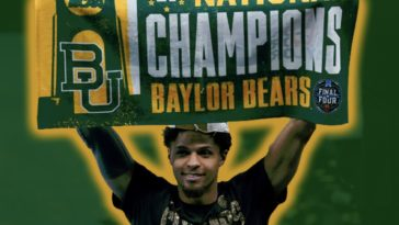 Baylor Bears National Champions