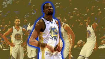 Kevin Durant Warriors Underdogs
