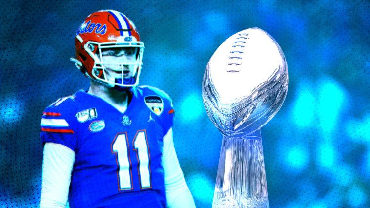 Kyle Trask Super Bowl
