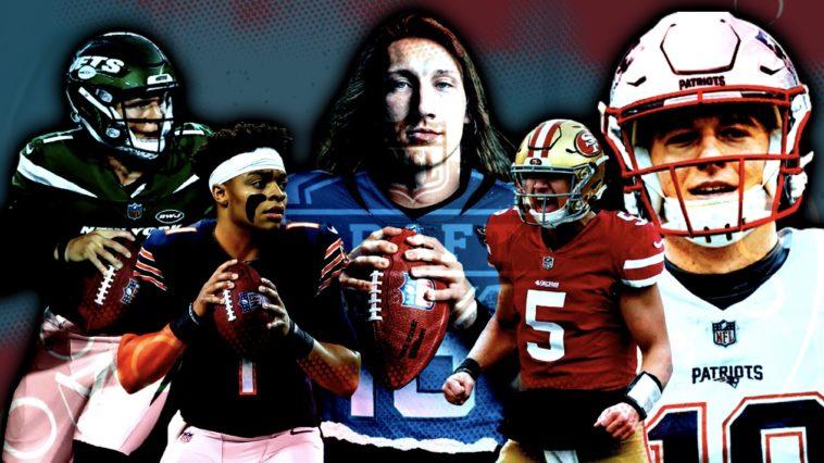 NFL Draft QBs