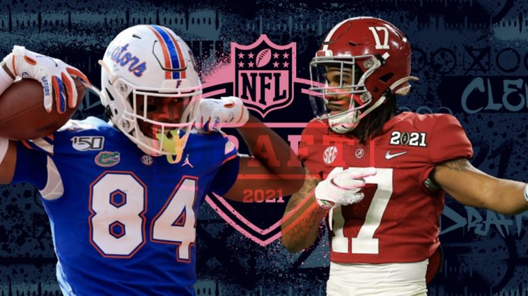 THE 2021 NFL Mock Draft