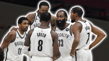 Brooklyn Nets No Games