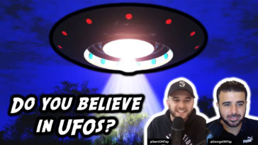 Do you believe in UFOs?