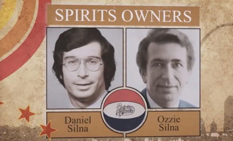 Silna Brothers NBA