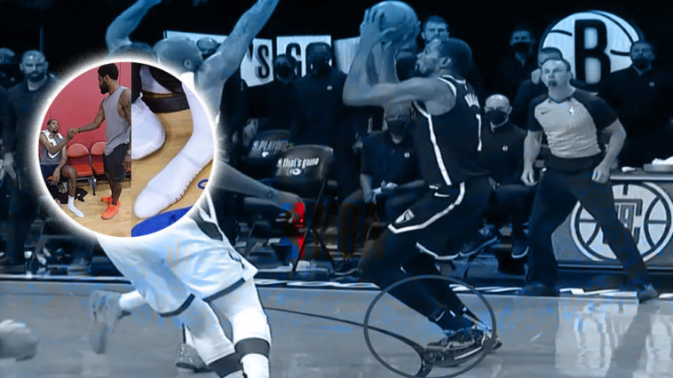 Kevin Durant Shoe Size Big