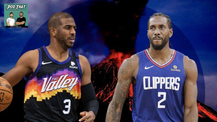 NBA Going Crazy Pod