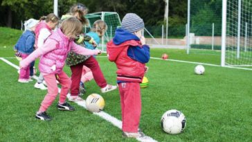 Getting Your Kids Excited About Exercise Early On