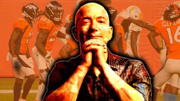 Jeff Bezos Wants To Buy Denver Broncos