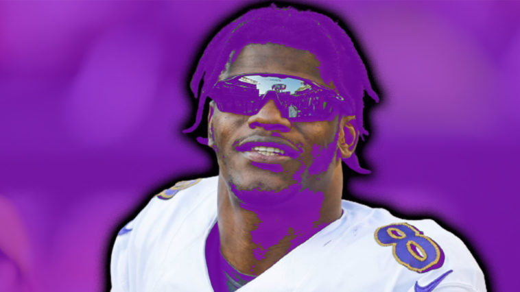 Lamar Jackson Week 2