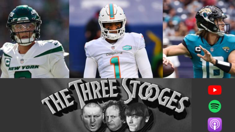 NFL 3 Stooges QBs