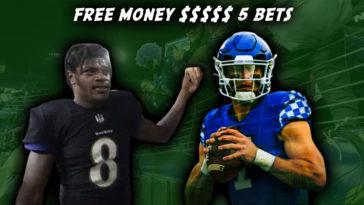 Free Money Fives
